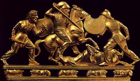 Скифское золото вернется в Украину. Почему это важно