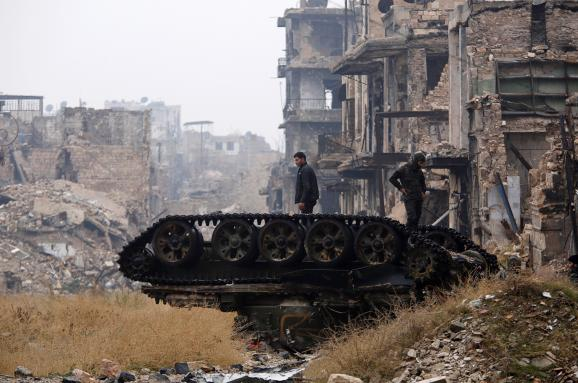 Бесконечная война. Почему Путин завяз в Сирии