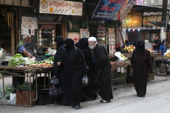 місто Алеппо в Сирії