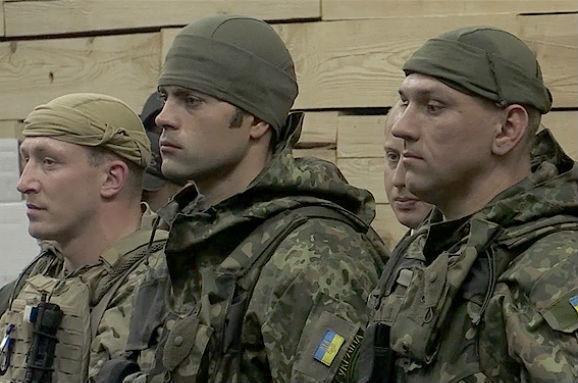 Украинские инструкторы для КОРДа закончили курс обучения