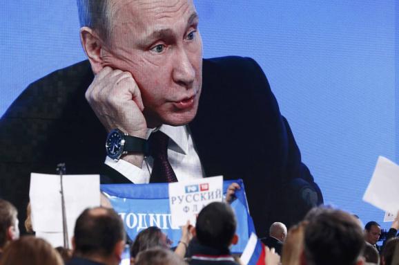 Путинские манипуляции. Что наговорил об Украине российский президент