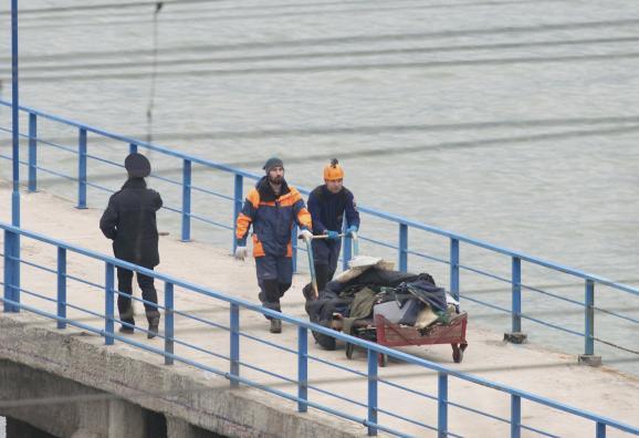Ту-154 авіакатастрофа Адлер Сочі