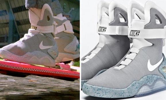 Кросівки Назад у майбутнє 2015