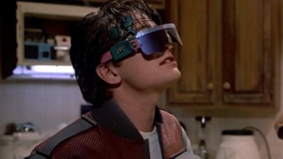 Розумні окуляри Назад у майбутнє 2015