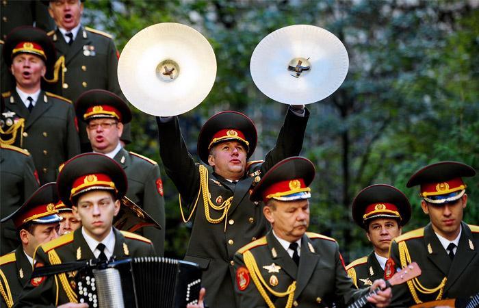 Академічний ансамбль пісні і танцю Російської армії імені Александрова