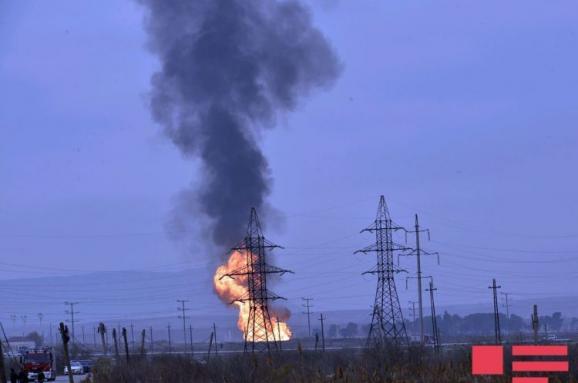 газопровід Баку