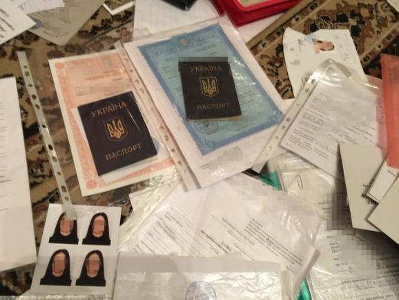 фиктивные паспорта