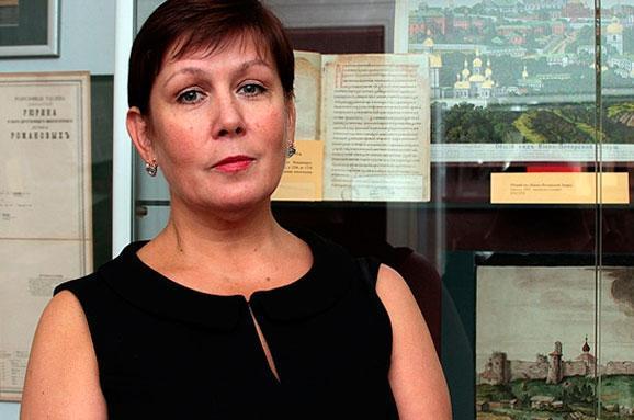 Наталя Шаріна