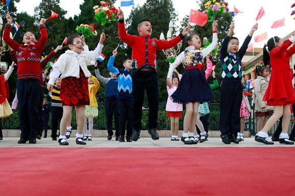 Китай діти
