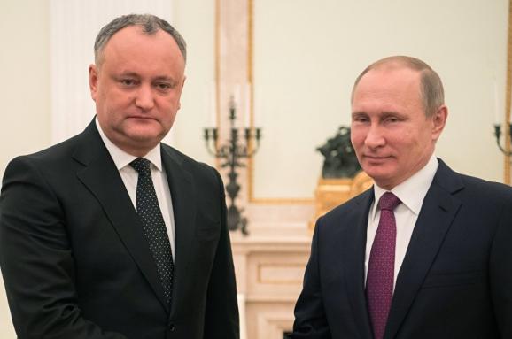 Додон в Москве: миссия невыполнима