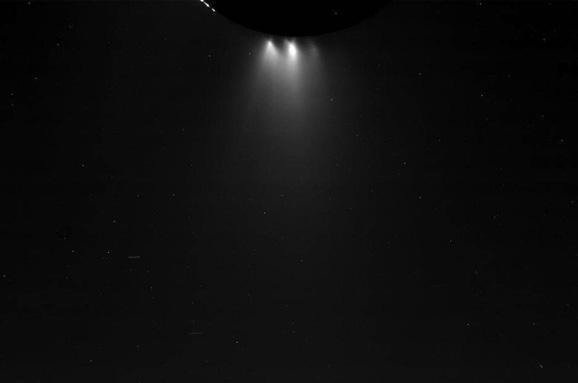 Учені знайшли пояснення можливої появи життя насупутнику Сатурна