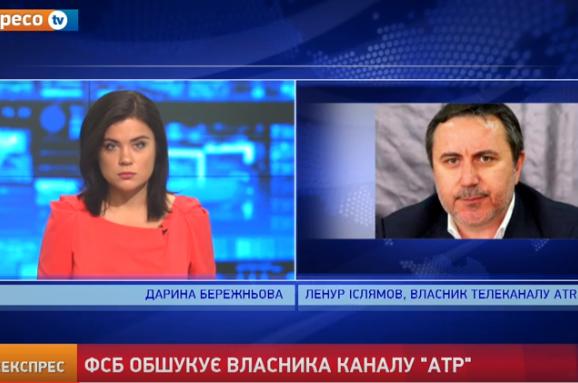 Докримськотатарських журналістів уКриму прийшли зобшуками