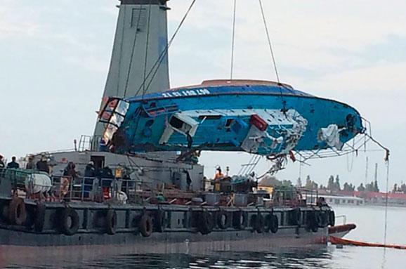 Сім'ям жертв затонулої «Іволги» виплатять по150 000 грн