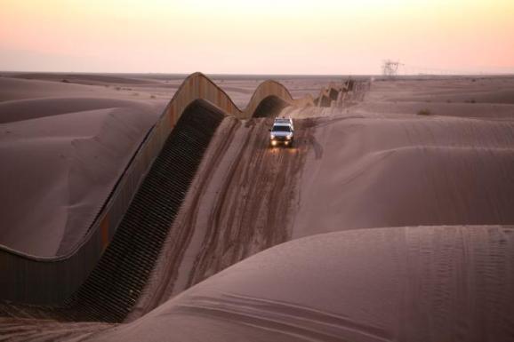 Мексика кордон стіна