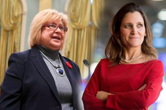 уряд Канади Джастіна Трюдо