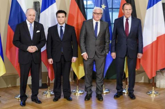 Штайнмаєр: На «нормандській зустрічі» обговорять вибори в«ДНР» і «ЛНР»
