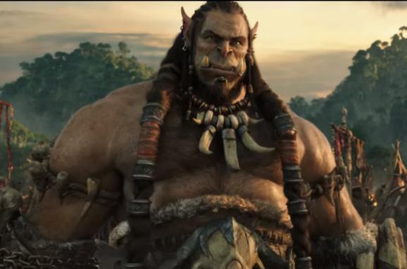 Вышел трейлер фильма Warcraft