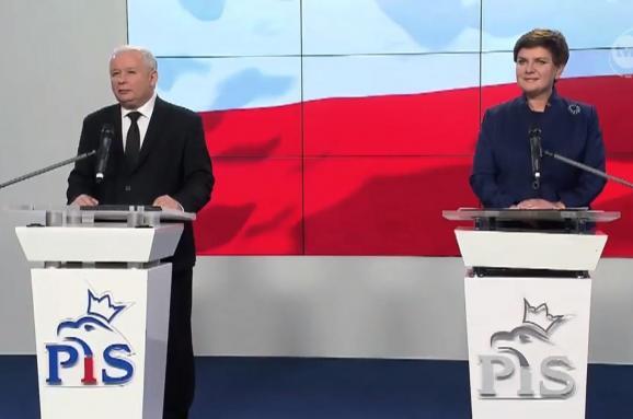Новий уряд Польщі очолила Беата Шидло