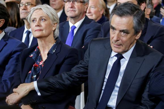 Франсуа Фійон Пенелопа дружина