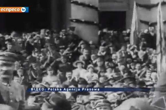 Уцентрі Варшави триває масовий марш націоналістів