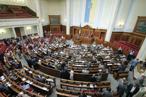 Депутати проголосували замораторій наперевірку бізнесу