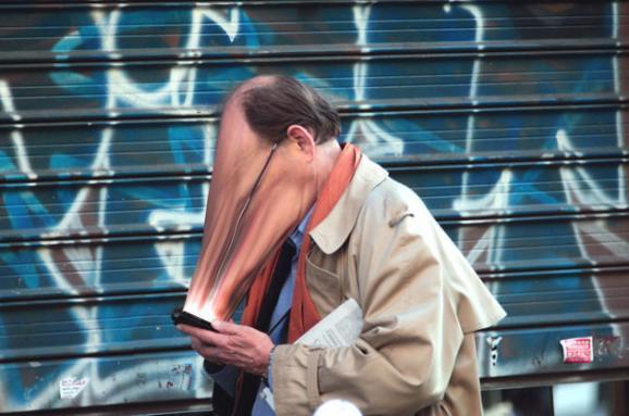 залежність від смартфону