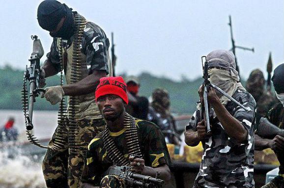 Нігерійські пірати звільнили моряків зУкраїни— ЗМІ