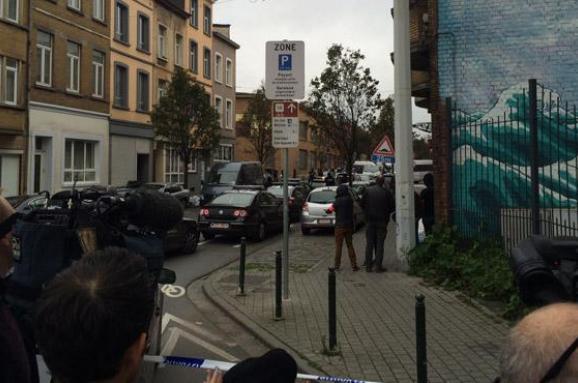 УБрюсселі сталася перестрілка звибухами