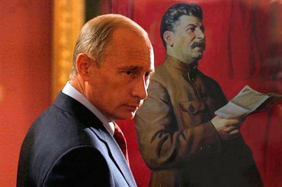 путін сталін