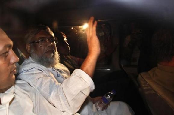 Али Ахсан Мухаммед Муджахид Бангладеш