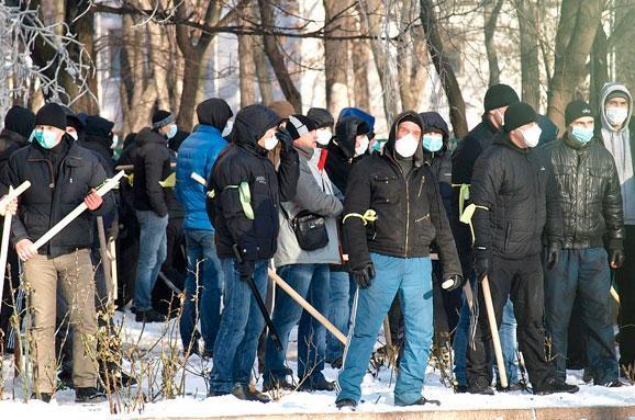 розстріл Євромайдану