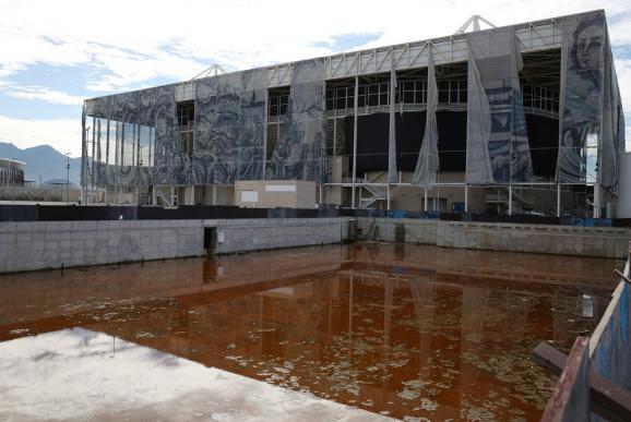 стадіон Ріо-2016