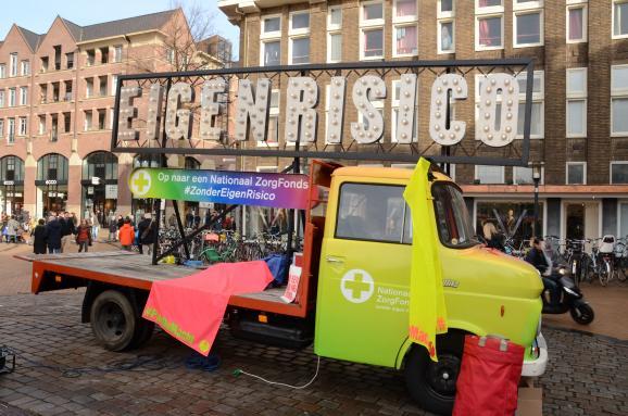 Нидерланды парламентские выборы агитация