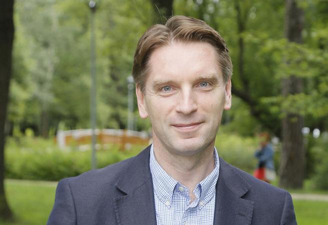Томаш Ліс, редактор польського Newsweek