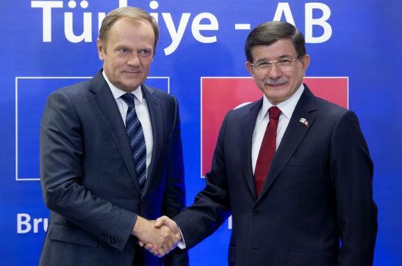 Туск: Туреччина і ЄС досягли угоди зпитання мігрантів
