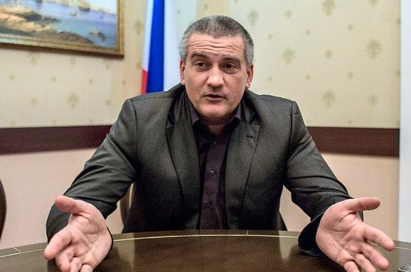 Аксьонов звинуватив НТВ уобразливій брехні