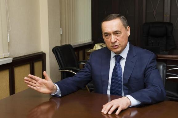 Микола Мартиненко склав депутатські повноваження