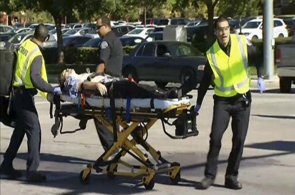 УКаліфорнії сталася стрілянина, 20 жертв