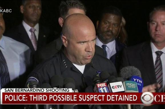 Поліція застрелила двох підозрюваних устрілянині вКаліфорнії