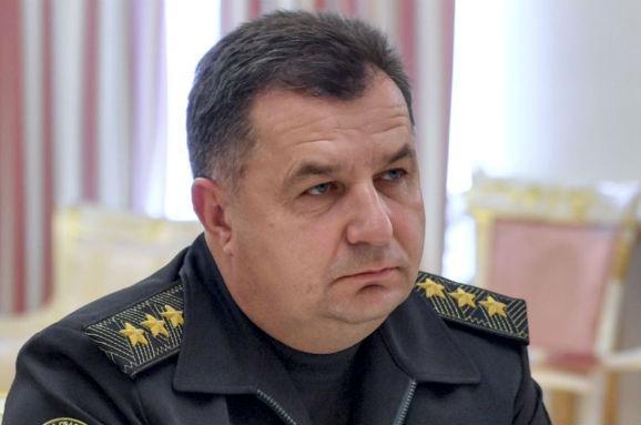 Полторак обговорить уштаб-квартирі НАТО реформу української армії