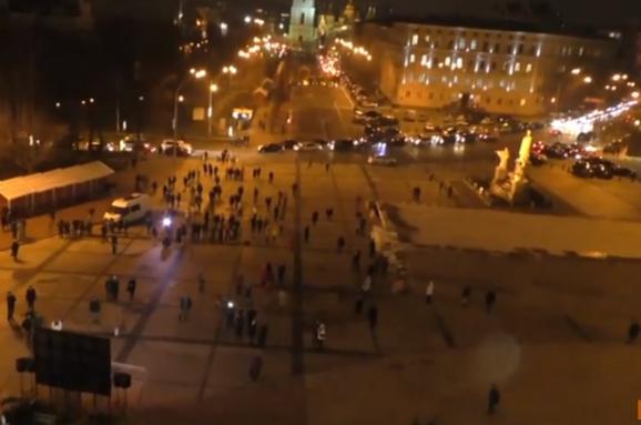 Михайлівський Золотоверхий монастир битиме 10 грудня унабат, згадуючи події 2013 року