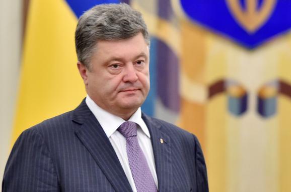 Порошенко підтримав рішення про виключення Барни зфракції БПП