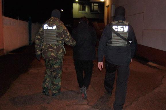 Багатьох затриманих уКрасногорівці під час спецоперації вже відпустили
