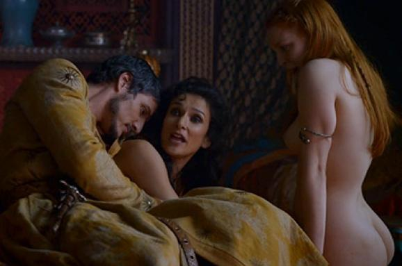 Сексуальные сцены в сериале игра престолов