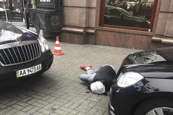 Вороненков убийца