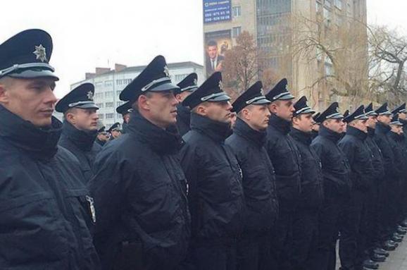 полиция Хмельницкий