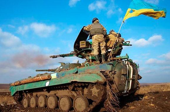 Задобу жоден військовий непоранений— АТО