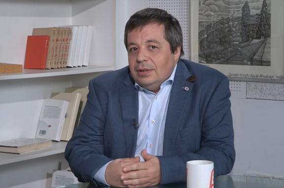 Пианист Алексей Ботвинов: Мы бы не потеряли Донбасс, если бы у нас было другое отношение к культуре