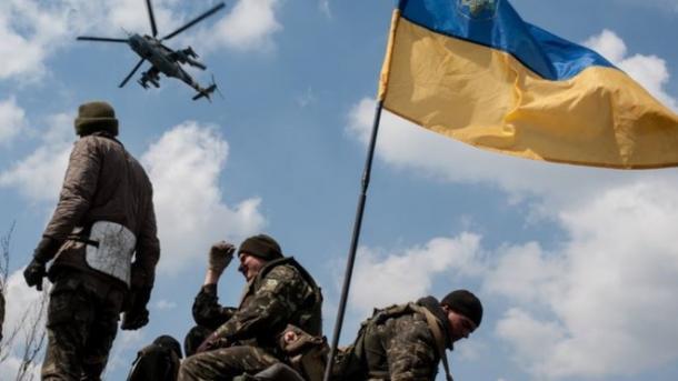 Боевики 15 раз обстреляли силы АТО, ранен боец ВСУ