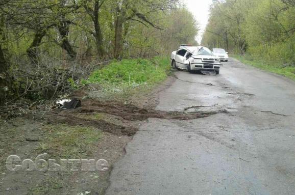 Заступник начальника патрульної поліції Дніпра потрапив укарколомну ДТП наслужбовому авто